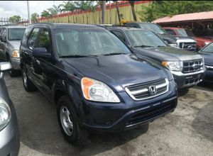 2004 honda crv..clean title..cold ac..auto for Sale in Miami, FL
