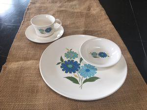 40 piece set, Vintage American Ironstone, Salem dinner wear for Sale in Camano, WA