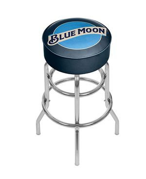 Brand New Blue Moon Padded Swivel Bar Stool 30 x 15 x 15 for Sale in Roseville, CA