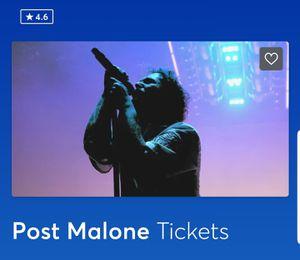 Post Malone Tickets for Sale in Miami, FL