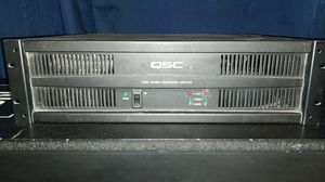 QSC ISA800ti commercial power amplifier for Sale in Chandler, AZ