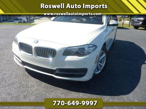 2014 BMW 5 Series for Sale in Austell, GA