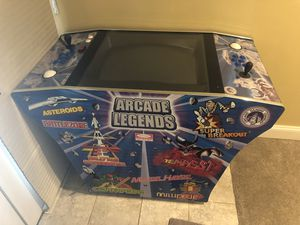 Arcade legends cocktail table video arcade game for Sale in Towson, MD
