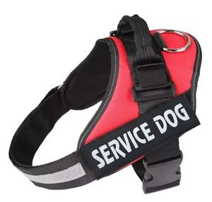 Service Dog Harness Red Vest BRAND NEW All Sizes XS S M L XL XXL for Sale in Tampa, FL
