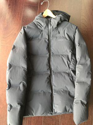 Patagonia Jackson Glacier Down Jacket - Size M - Black - New for Sale in Houston, TX