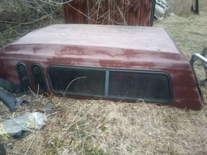 Camper shell for truck for Sale in Granite City, IL