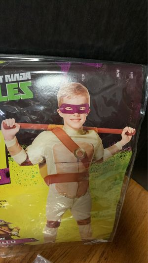 Teenage Mutant Ninja Turtles Donatello Halloween Costume Child's M (8-10) for Sale in Port Richey, FL