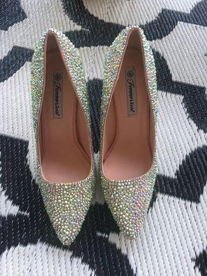 Pink Swarovski Crystal Heels for Sale in Alexandria, VA