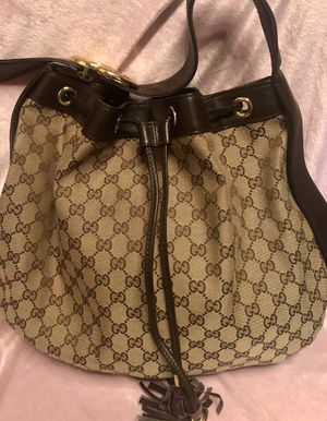 Gucci Drawstring Large Hobo Bag for Sale in Fontana, CA
