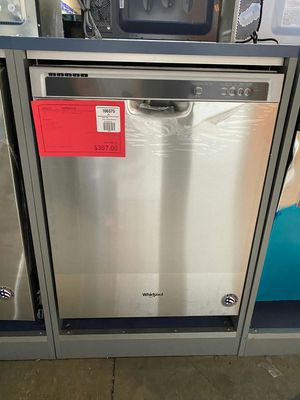 New Whirlpool Built In Dishwasher 1 Year Manufacturer Warranty Included for Sale in Gilbert, AZ