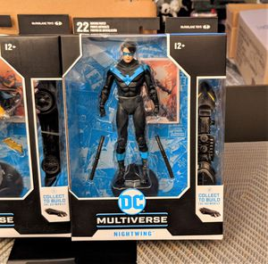 This DC Collector Wave 1 Modern Nightwing 7-Inch Action Figure for Sale in Los Angeles, CA