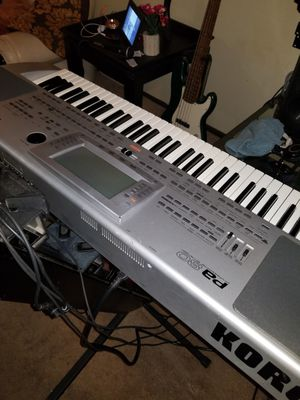 Korg pa80 con ritmos for Sale in OR, US