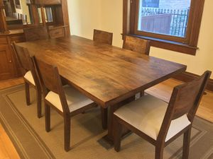 Dining room table and chairs for Sale in Denver, CO