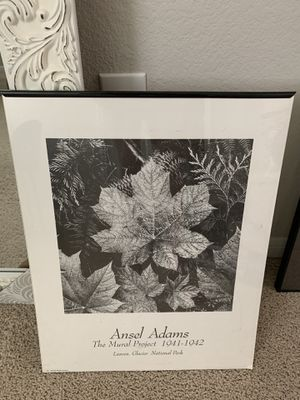 Ansel Adams Print for Sale in Pflugerville, TX