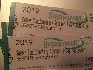 Hersheypark Tickets for Sale in Barnegat Township, NJ
