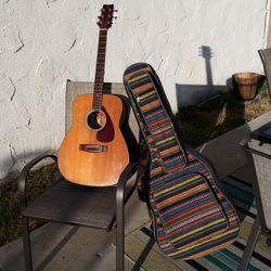 Yamaha 1972 FG-160 - CAHAYA Bohemian Guitar Bag for Sale in Los Angeles,  CA