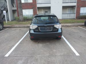 2011 Subaru Impreza (AWD) (Clean title) for Sale in Sugar Land, TX