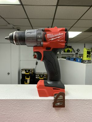 MILWAUKEE M18 FUEL BRUSHLESS HAMMER DRILL $ 85 for Sale in Corona, CA