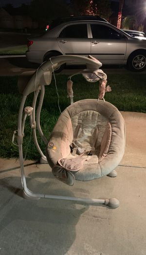 Baby swing for Sale in Perris, CA