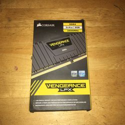 Corsair RAM   2x4 2400MHz RAM   works perfectly for Sale in Concord,  CA