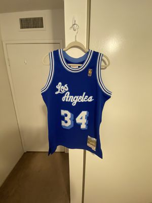 Los Angeles Lakers Shaquille O'Neal Jersey #34 for Sale in Los Angeles, CA