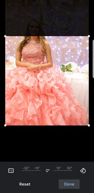 Quinceanera dress for Sale in Cape Coral, FL