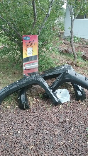 07+ chevy/gmc fender flares. for Sale in Lakeside, AZ