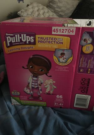 Huggies 3t-4t Pull ups for Sale in Orlando, FL