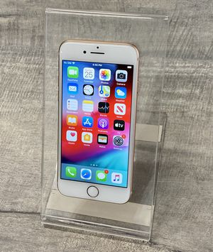 iPhone 8 Rose Gold 64gb For T Mobile/ Metro/ Sprint carrier for Sale in Hawthorne, CA