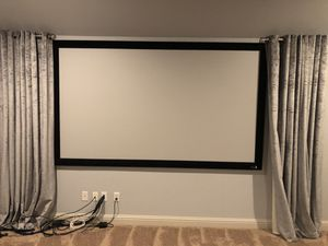 Media room screen for Sale in Keller, TX