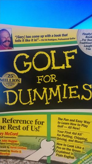 Golf for dummies for Sale in Thompson's Station, TN