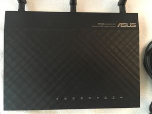 Asus RT-N66U Dual-band Router for Sale in Los Angeles, CA