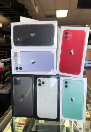 IPhone 11 - IPhone 11 Pro Max with financing for Sale in Fullerton, CA