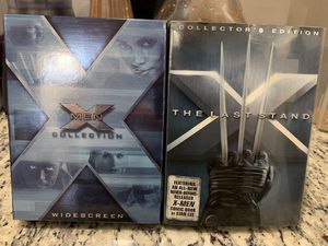 X-MEN MOVIES COLLECTION 1-3 for Sale in Forest Heights, MD