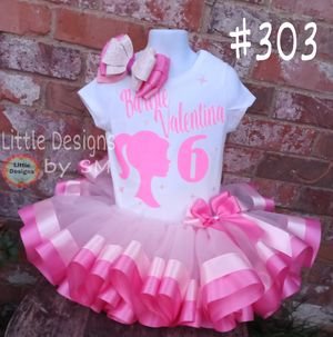 Tutu set#303 for Sale in Irving, TX