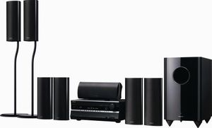 Onkyo 7.1 Channel Receiver & Speaker Package. Perfect condition for Sale in Chicago, IL