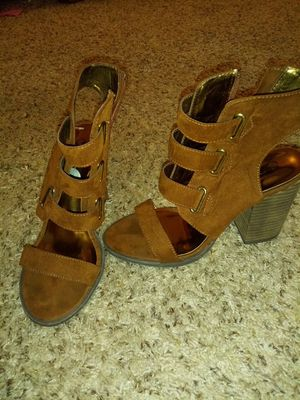 Brown Heels for Sale in Kissimmee, FL