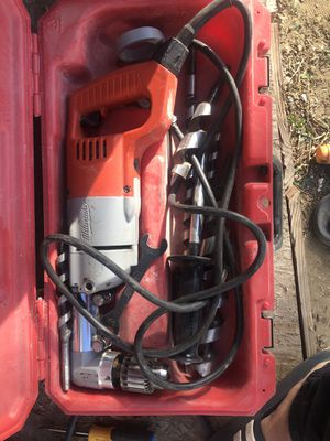 Milwaukee rad drill electrician kit for Sale in Jurupa Valley, CA
