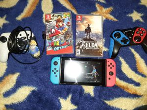 Nintendo Switch *READ DESC* for Sale in Mesquite, TX