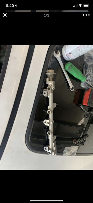 b series fuel rail for Sale in Port St. Lucie, FL