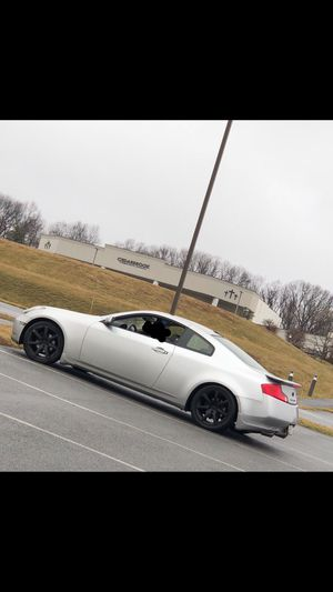 Infiniti G35 coupe for Sale in Bethesda, MD
