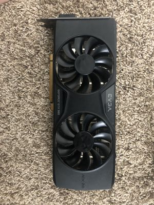 EVGA GeForce GTX 980 ACX 2.0 Graphics Card for Sale in Dallas, TX