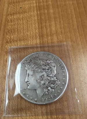 1921 silver Dollar for Sale in West Covina, CA