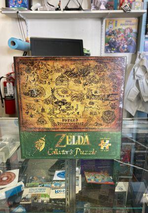 Legend of Zelda collectors puzzle for Sale in Ontario, CA