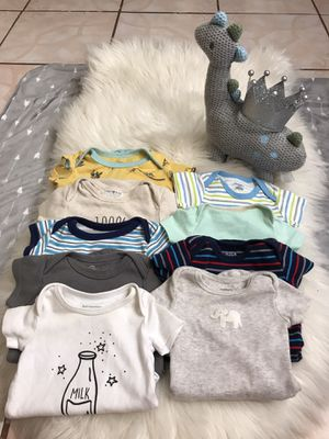 Baby Boy clothes NB for Sale in San Diego, CA