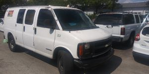 99 chevy express van steong engine and transmission for Sale in Pompano Beach, FL