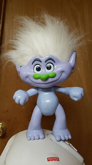 Guy Diamond from Trolls for Sale in Florissant, MO