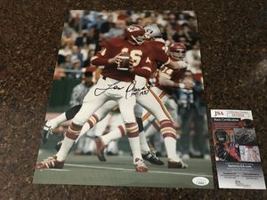 Len Dawson- Signed 11x14 Photo- JSA AUTHENTICATED- COA- NFL- KC Chiefs for Sale in Greensboro, NC