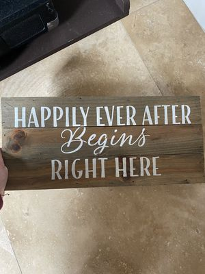 Wood sign for Sale in Homestead, FL