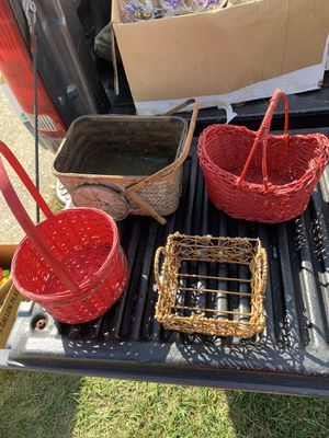 Baskets for Sale in Angier, NC